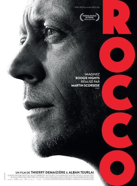 洛可·希佛帝:色情影帝的隐退/Rocco.2016